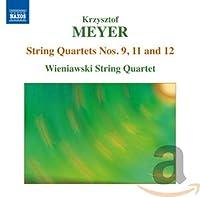String Quartets Vol. 2-Nos. 9 11 12