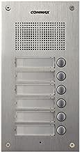 Commax 6-Button Audio Intercom Lobby Panel for 6-Apartment Building