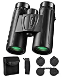 Eyeskey 10X42 Binoculars for Adults, HD Binocular for Bird Watching Travel Concerts Sporting