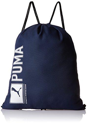 PUMA Turnbeutel Pioneer Gym Sack, New Navy, 37 x 47 x 1 cm, 14.5 Liter, 073468 02