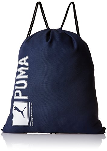 PUMA Turnbeutel Pioneer Gym Sack Sporttaschen, blau, 70 x 50 x 10 cm, 0.4 Liter
