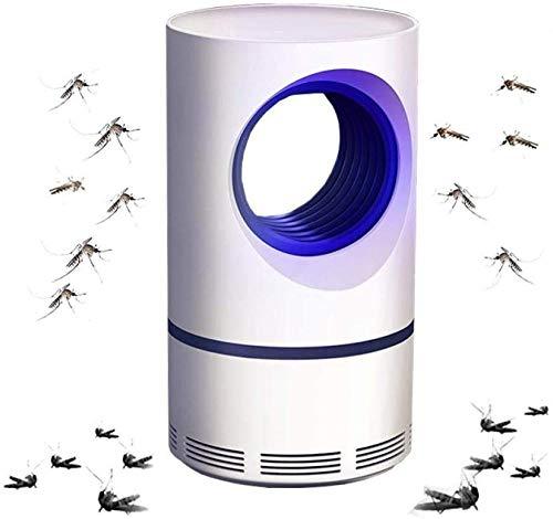 XBSLJ Elektrische Mosquito Killer Lamp Trap UV Stille Stralingsvrije Draagbare Multifunctionele Verlichting kluis, milieuvriendelijk voor familie