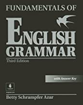 Best fundamentals of english grammar third edition answers Reviews