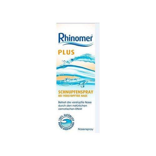Rhinomer Plus Schnupfenspray 20 ml