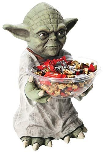 Rubie's-déguisement officiel - Star Wars- Pot à bonbons Maître Yoda- Taille Unique- ST-68371