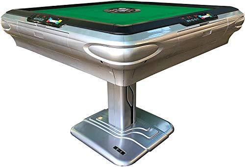 点数デジタル表示機付き 全自動麻雀卓 FR-X-α サイドテーブル2個・保証書・赤どら・焼鳥・保護カバー付