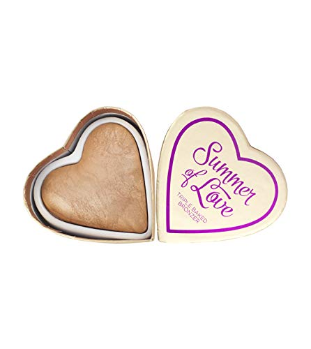 I Heart Makeup - Bronzer - Blushing Hearts - Summer of Love