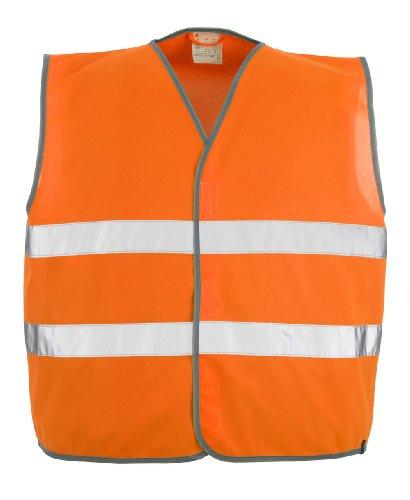 Mascot Weyburn Warnweste 50187-874 Safe Classic - Herren 3/4XL Hi-Vis Orange