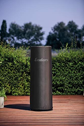 Enders 5676 Wetterschutzhülle für Terrassenheizer Modell Polo 2.0″, Schwarz, 50x50x120 cm - 2