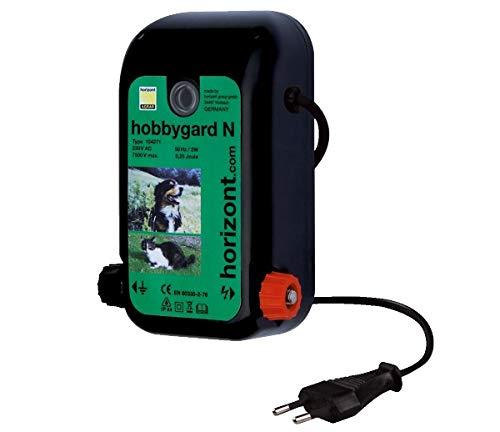 horizont 230V Weidezaungerät - trapper® N15 │ Elektrozaungerät │ für einen sicheren Weidezaun