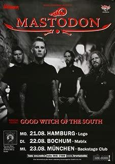 Mastodon - Blood Mountain 2006 - Poster, Concertposter, Concert