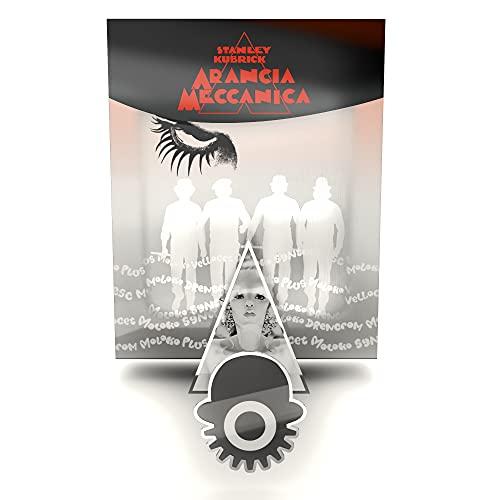 Arancia Meccanica - Titans of Cult - Limited Edition Steelbook (4K Ultra HD + Blu Ray)