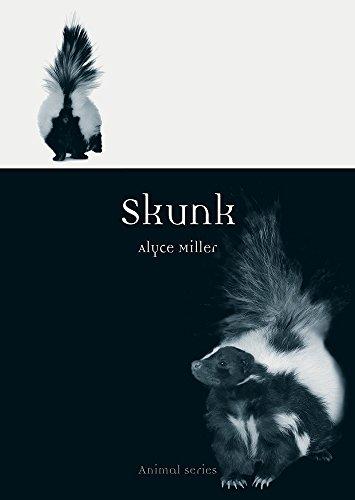 Skunk (Animal) (English Edition)