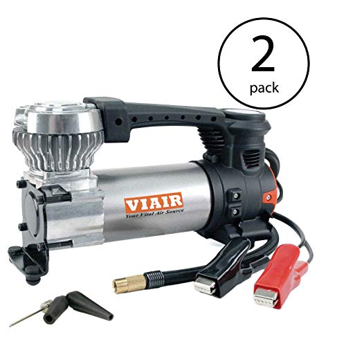 Review Of VIAIR 88P Portable Compressor Kit w/Cord and Hose for Tires up to 33 (3 Pack)