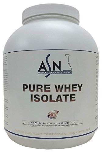 ASN PURE WHEY ISOLATE - chocolate - 1,7kg