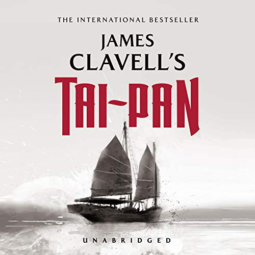 Tai-Pan Audiobook By James Clavell cover art