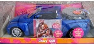 Barbie - Cali Girl Chevy SSR Vehicle w CD Player & Sugar Ray CD (2004)