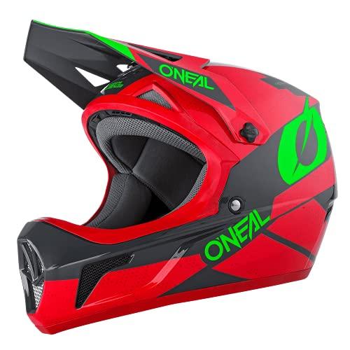 O'NEAL | Casco de Mountain Bike Fullface | MTB DH Downhill FR...