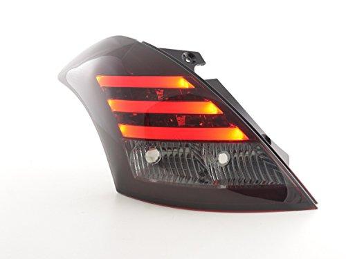 Led-achterlichten Suzuki Swift Sport bouwjaar 2011-2013 rood/zwart