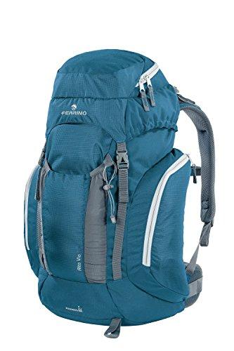 Ferrino Höhenweg Rucksack Wandern, Unisex - Erwachsene, Alta Via, blau, 45 L