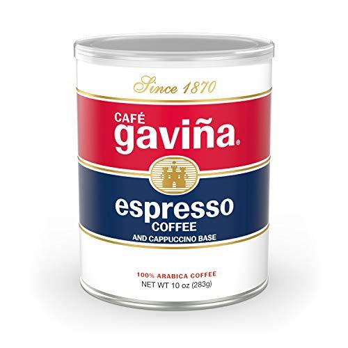 Gavina Regular Espresso Ground Coffee 10oz