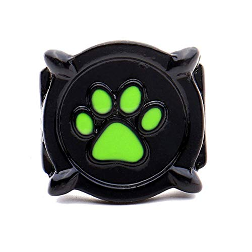 Shingen Cat Noir Ring for Kids - Adrien Jewelry Costume Cosplay Accessories Gifts Black, US 7