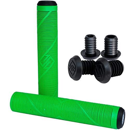 Striker Scooter Freestyle Puños (Verde)