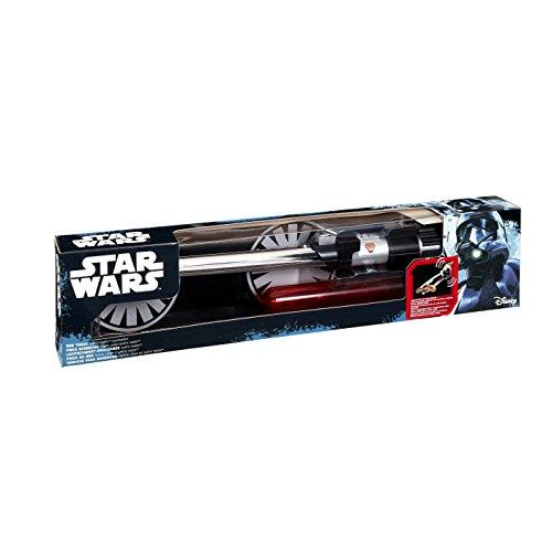 Funko SW05544 Star Wars Lightsaber BBQ Tongs, Alloy, Black, 57.4 x 4.8 x 5.5 cm