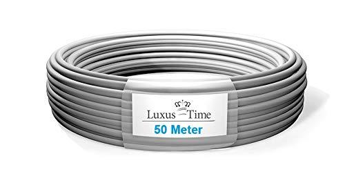 NYM-J 3x1,5 mm deutsche Qualitätsware Elektro VDE Installationsleitung 1-500m Mantelleitung Kabel 3 Adrig (50m)