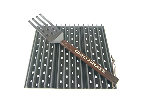 Great Deal! 13.75 Grill Grate Sear Stations for Pellet Grills (SS13.75)