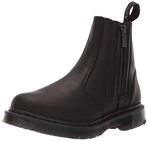 Dr. Martens 2976 Boot Alyson W/Zips Chelsea Black