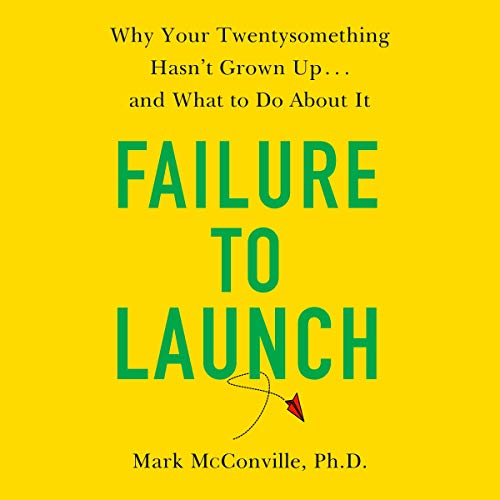 Failure to Launch audiobook cover art