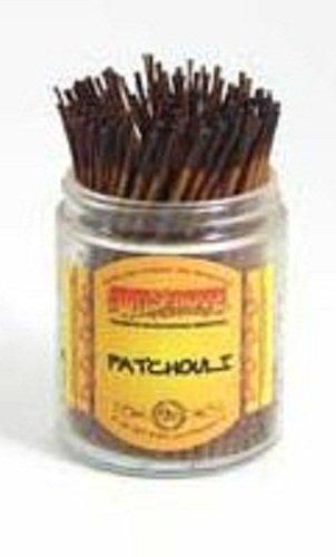Patchouli - 100 Wildberry Shortie Incense Sticks