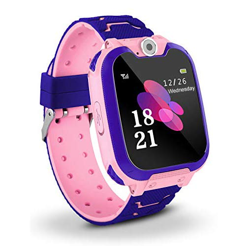 Niños Smart Watch Phone, La Musica...