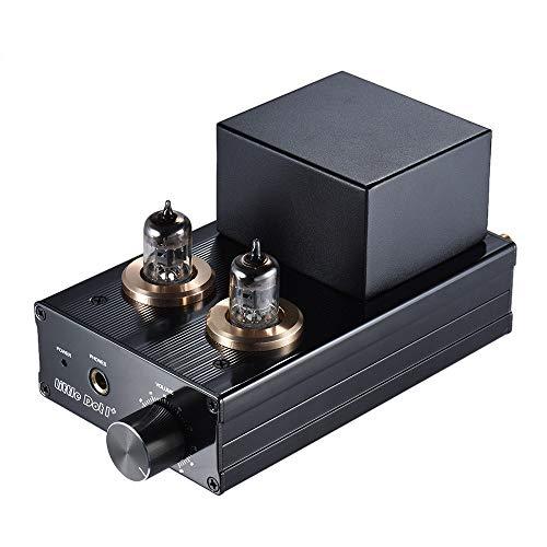 Asdomo Little Dot I + Transistor de vacío Tubo híbrido Amplificador de...