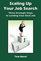 Networking is part of a strategic job search. Book Cover 'Scaling Up Your Job Search'