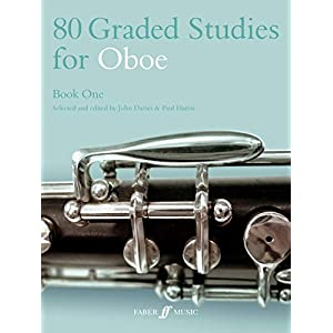 80 Graded Studies for Oboe Book One (Faber Edition)