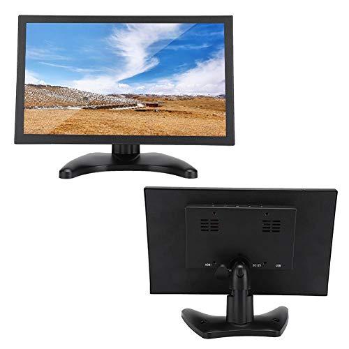 Monitor da 11,6 Pollici,Monitor portatile con schermo HDMI IPS Full HD 1920 x 1080 ultra sottile, Monitor Adatto per PC, TV, TVCC, Fotocamera, Computer, Drone, per Raspberry Pi, microscopio, ECC.