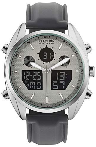 Kenneth Cole Reaction RK50550004 - Reloj de pulsera para hom