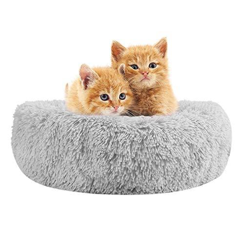 Cojín para perro, gato, peluche suave, cálido, caseta pequeña, tamaño mediano, animal de compañía, cama, nido, cama, colchón, cachorro, gato, sofá interior, bolsa de dormir