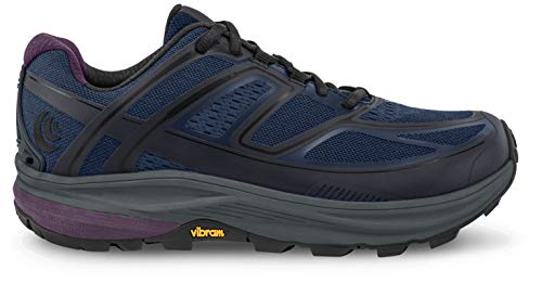 Topo Athletic Ultraventure Trail Running Shoe - Women's Navy/Plum 8