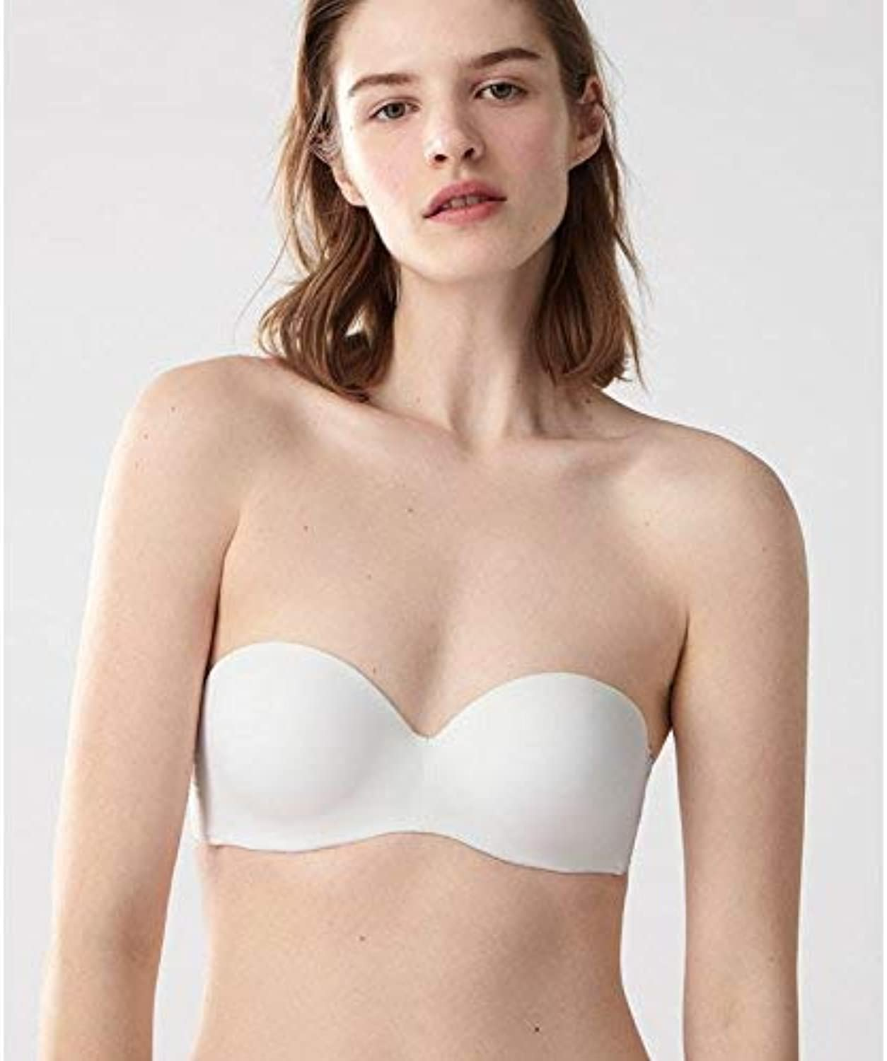 White Light Removable Strap for Lifting Bra (color   CA36C, Size   White)