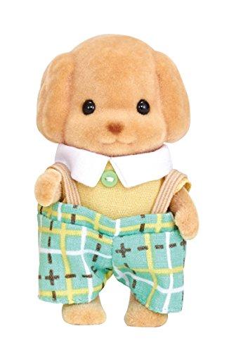 シルバニアファミリー 人形 トイプードルの男の子