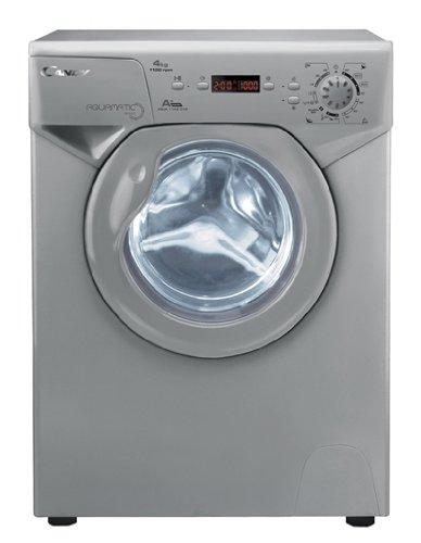 Candy AQUA 1142D1S-S Waschmaschine Frontlader / 1100 rpm / 4 kilograms
