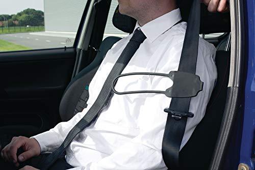TronicXL Greifhilfe Zusatz Griff für Sicherheitsgurt Gurt im Auto Schlaufe für Senioren Gurtverlängerung Halterung