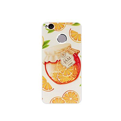 Easbuy Handy Hülle Soft Silikon Hülle Etui Tasche für ZTE Nubia Z11 Mini S Smartphone Cover Handytasche Handyhülle Schutzhülle