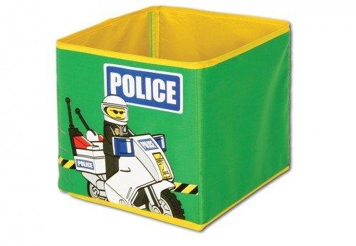 Unbekannt Graphic Solutions AS SD 336 Lego Vert – Textile Boîte de Rangement, 1er Kit, Vert