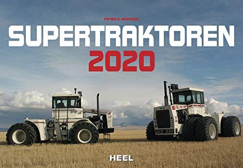 Supertraktoren 2020: Schlepper-Kolosse im Einsatz