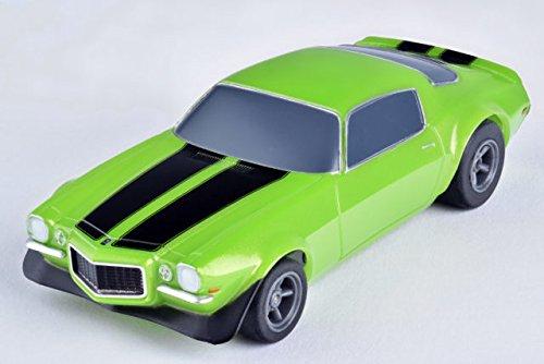 AFX 22003 Chevy Camaro RS350 Green Mega G+ HO Slot Car AFX22003