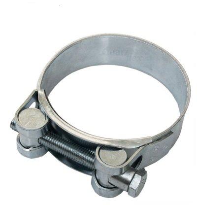 Gelenkbolzenschelle W4 Edelstahl Spannbereich 29-31 mm